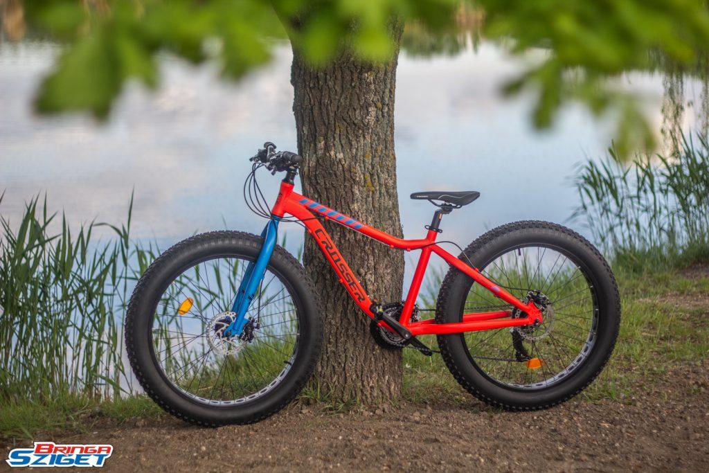 Egy bringát!?